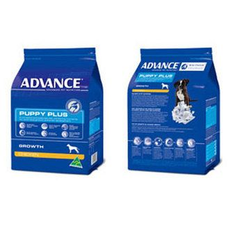 Advance Puppy Plus Growth Chicken 15kg Puppies, Buy pets