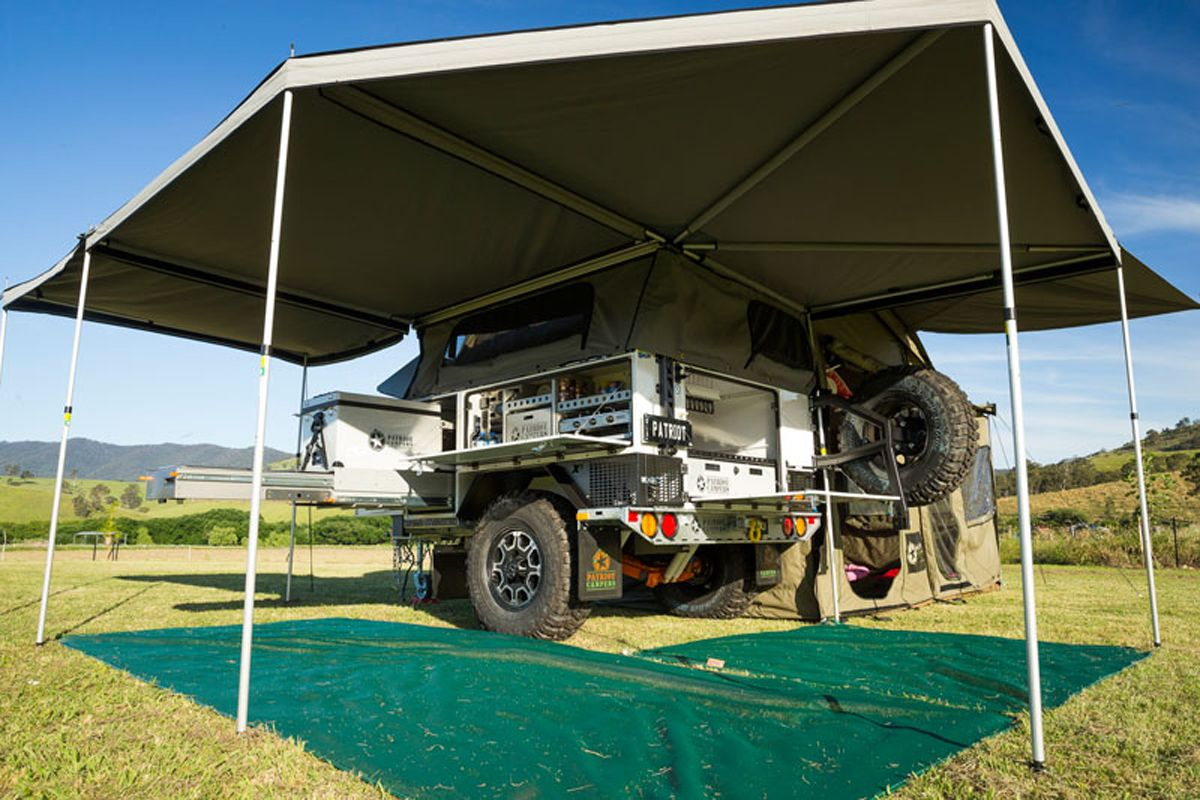 Pin By Road On Camping Amp Military Trailers Off Road