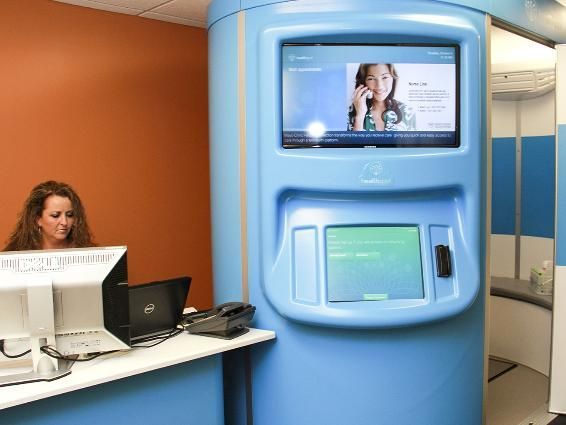 Mayo Clinic extends telemedicine tests to Austin kiosks