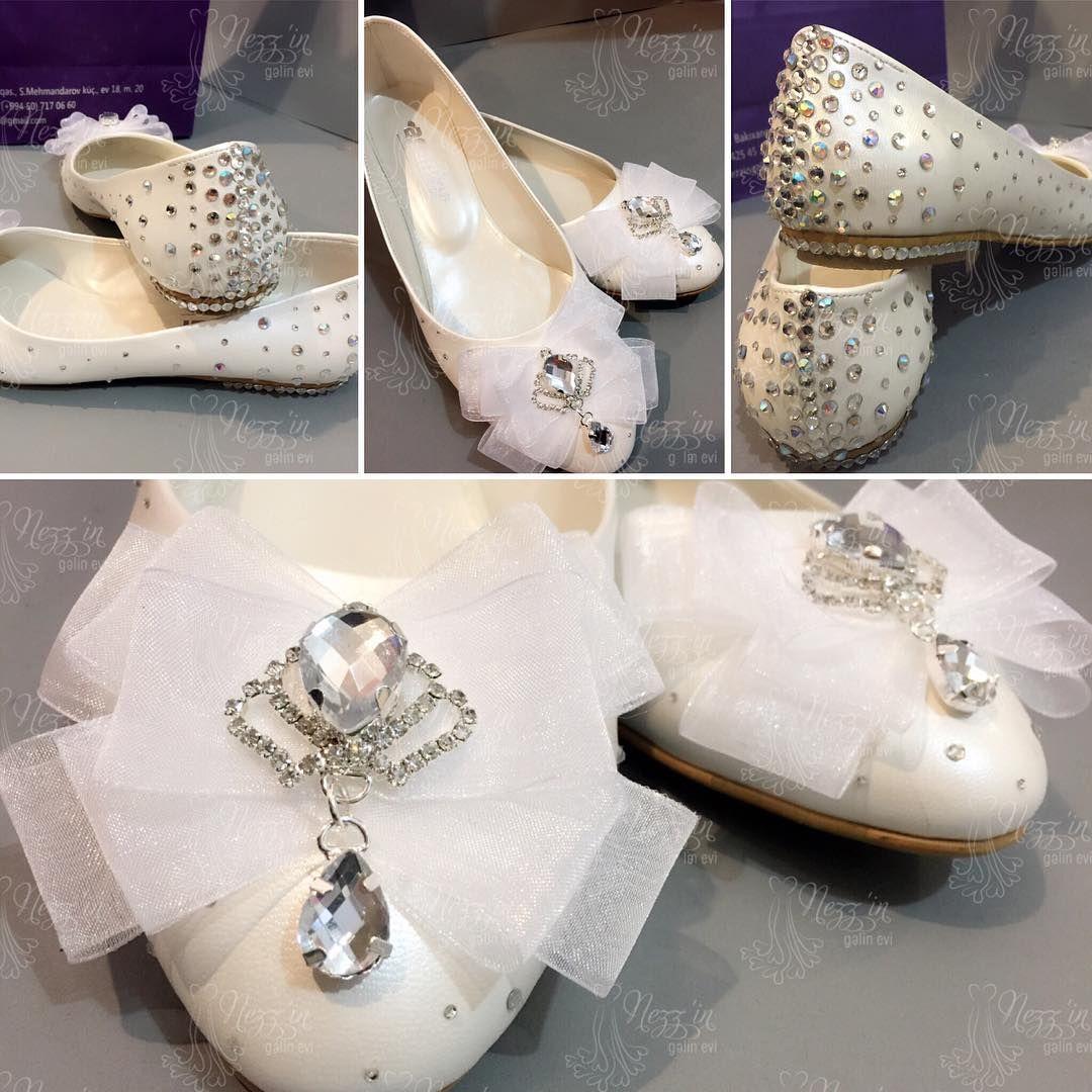 Musterimizin Isteyine Uygun Hazirladigimiz Gelin Ayaqqabilari Wedding Sneaker Wedding Shoe Instagram Posts