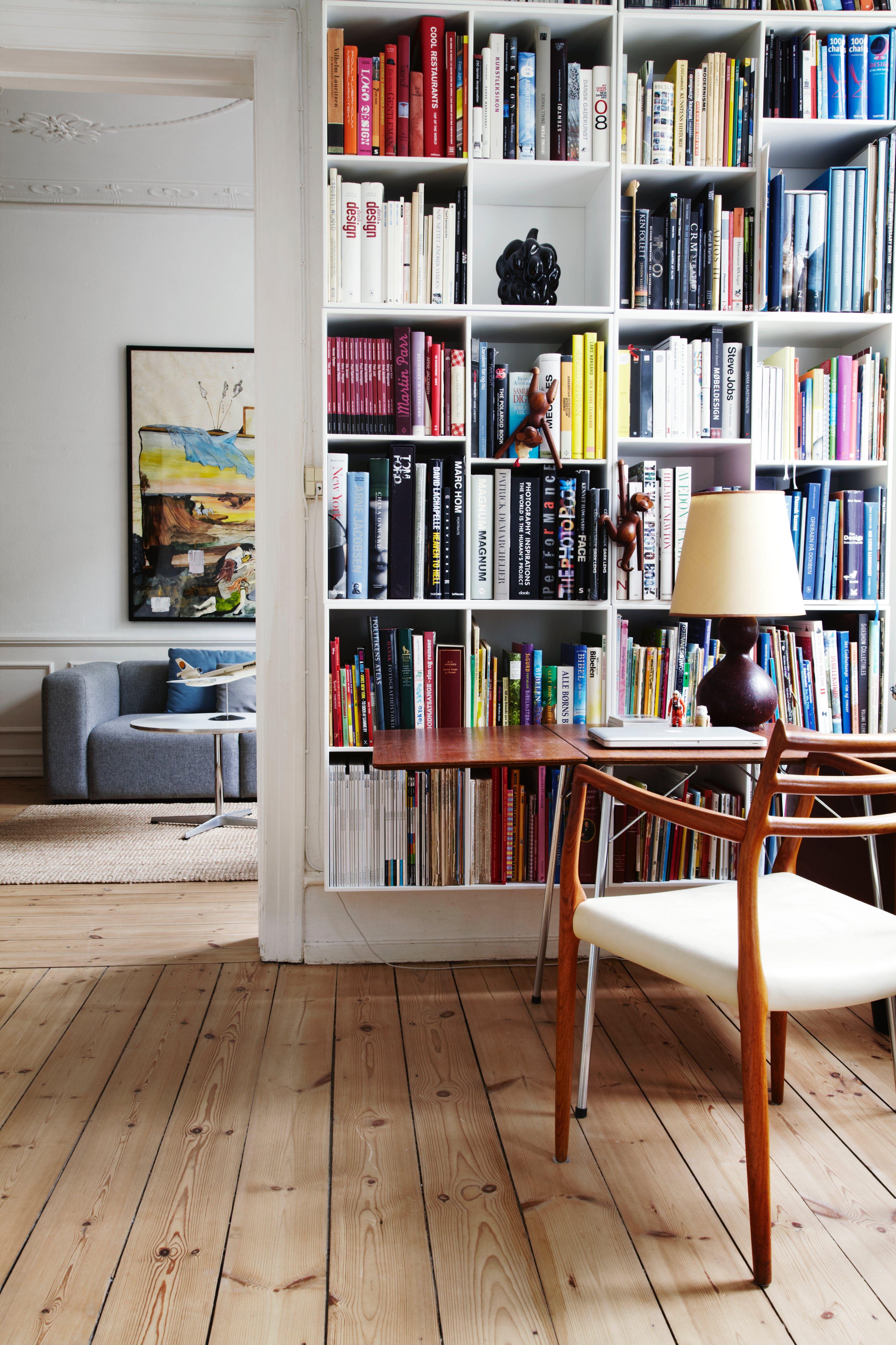 A Scandinavian Design Collector S Playful Classic Contemporary Home In Copenhagen Home Contemporary House Home Decor