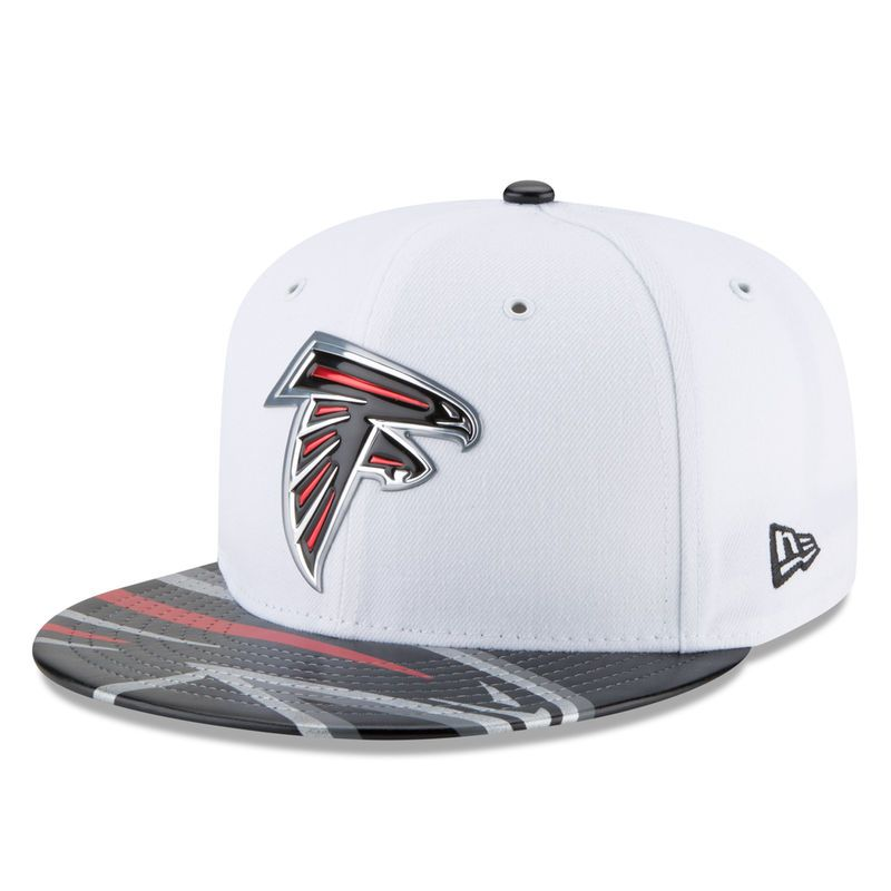 timeless design 98581 b565d ... new arrivals atlanta falcons new era youth 2017 nfl draft official on stage  59fifty fitted hat