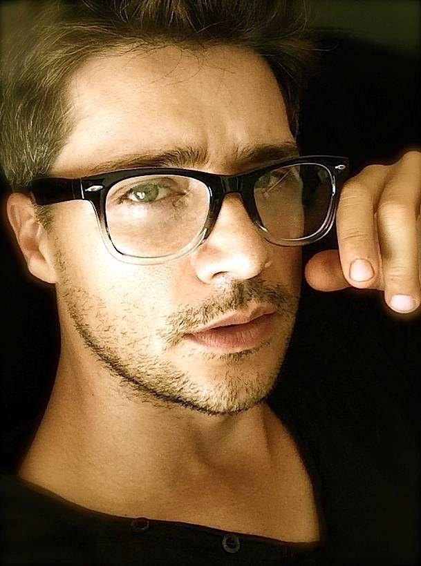 de054a6a76fc Fashion Gradient Thick Classic Frame Clear Lenses Men Women Eyeglasses  Glasses