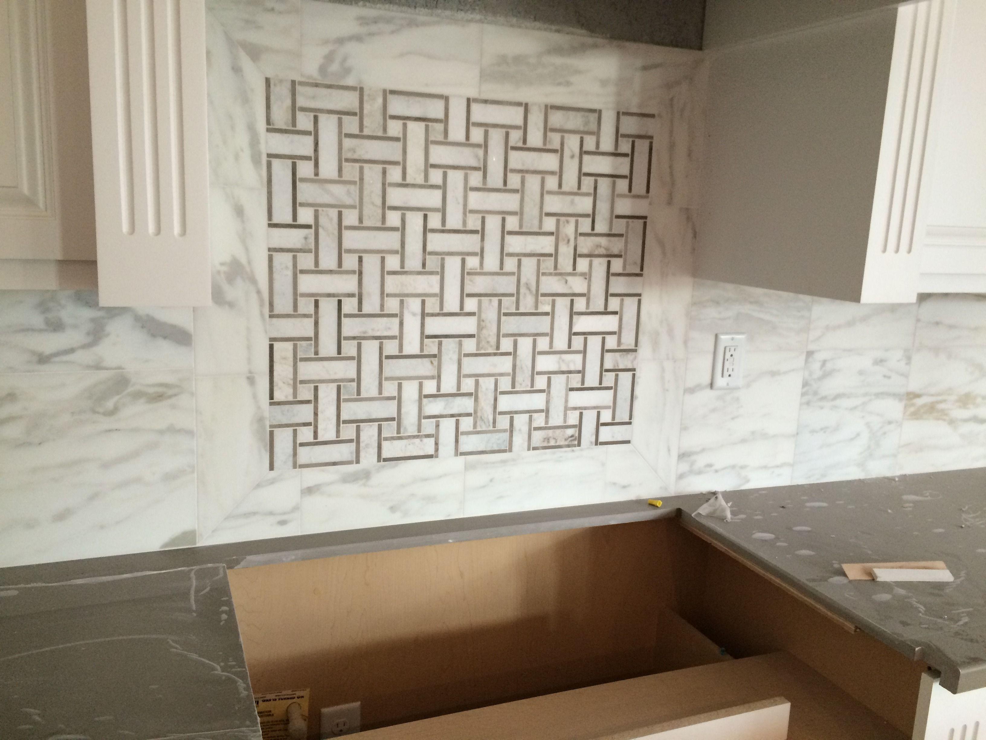Mixing materials is Okay! A clean #quartz #countertop can look ...