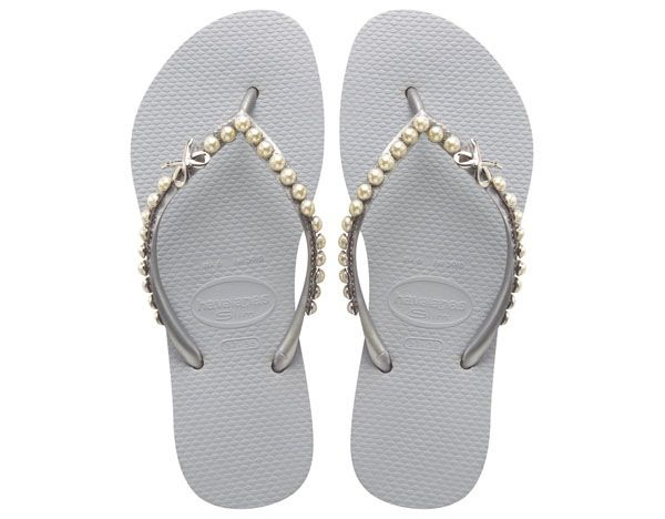 087e2562871f3 Havaianas Bridal Collection  Fancy Flip Flops