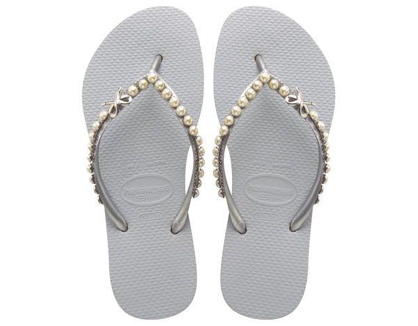 fancy flip flops