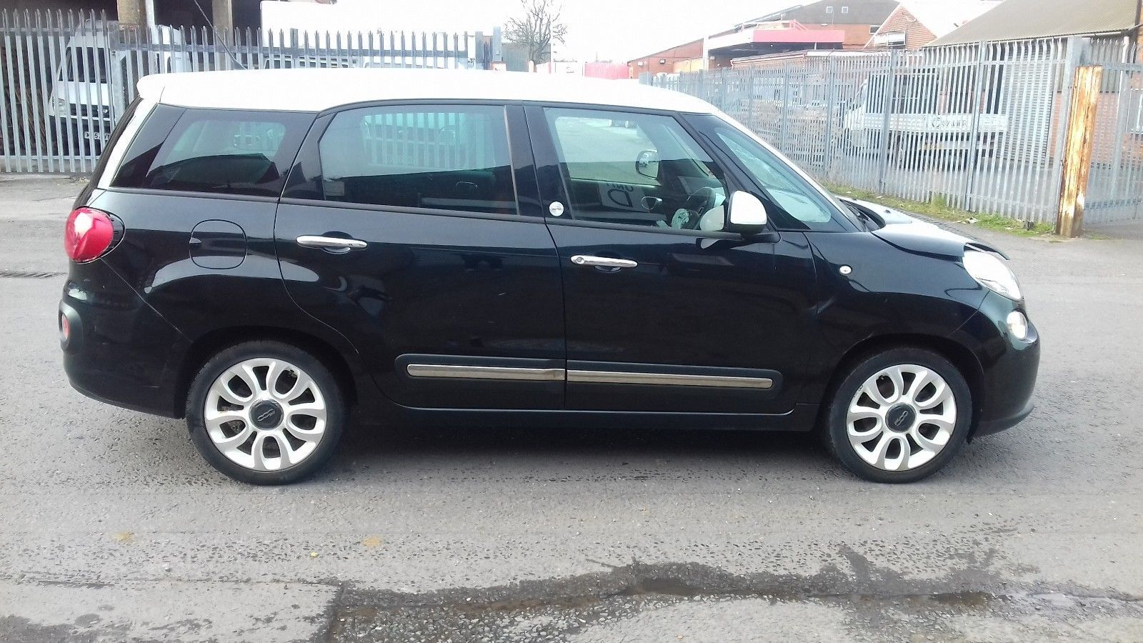 Ebay 2015 Fiat 500l 1 3 Multijet Pop Star Mpw Estate 5dr Damaged