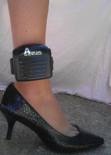 Costume Accessory Home Detention House Arrest Ankle Bracelet Anklesafe Http Www