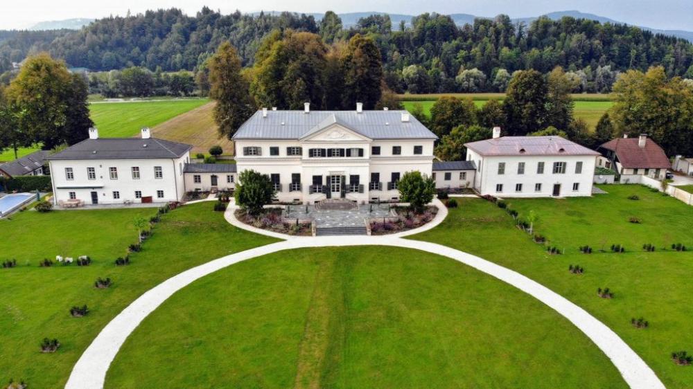 Pin Auf Tierpark Schloss Labyrinth Rosegg Karnten Osterreich