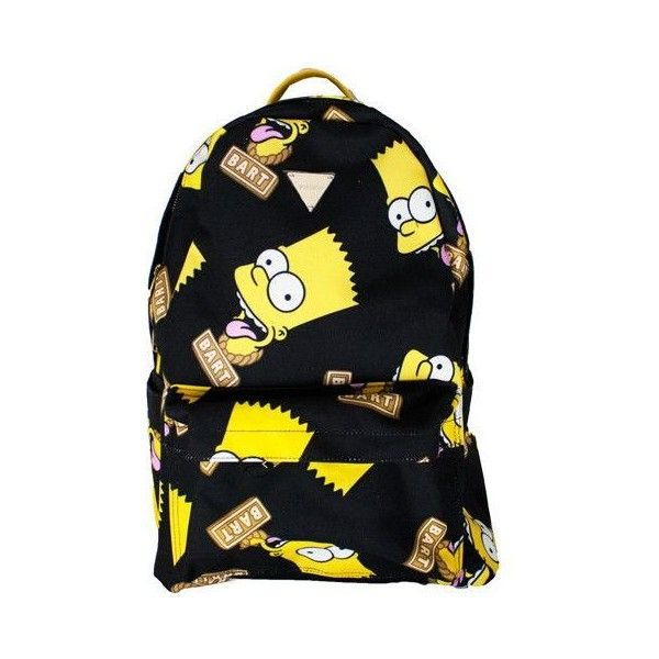 Bart Simpson ❤ liked on Polyvore featuring bags