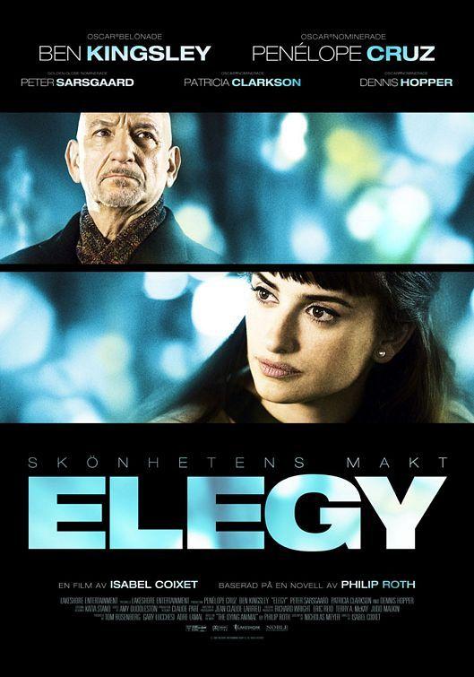 Elegy Movie Poster 5 Elegy Penelope Cruz Internet Movies