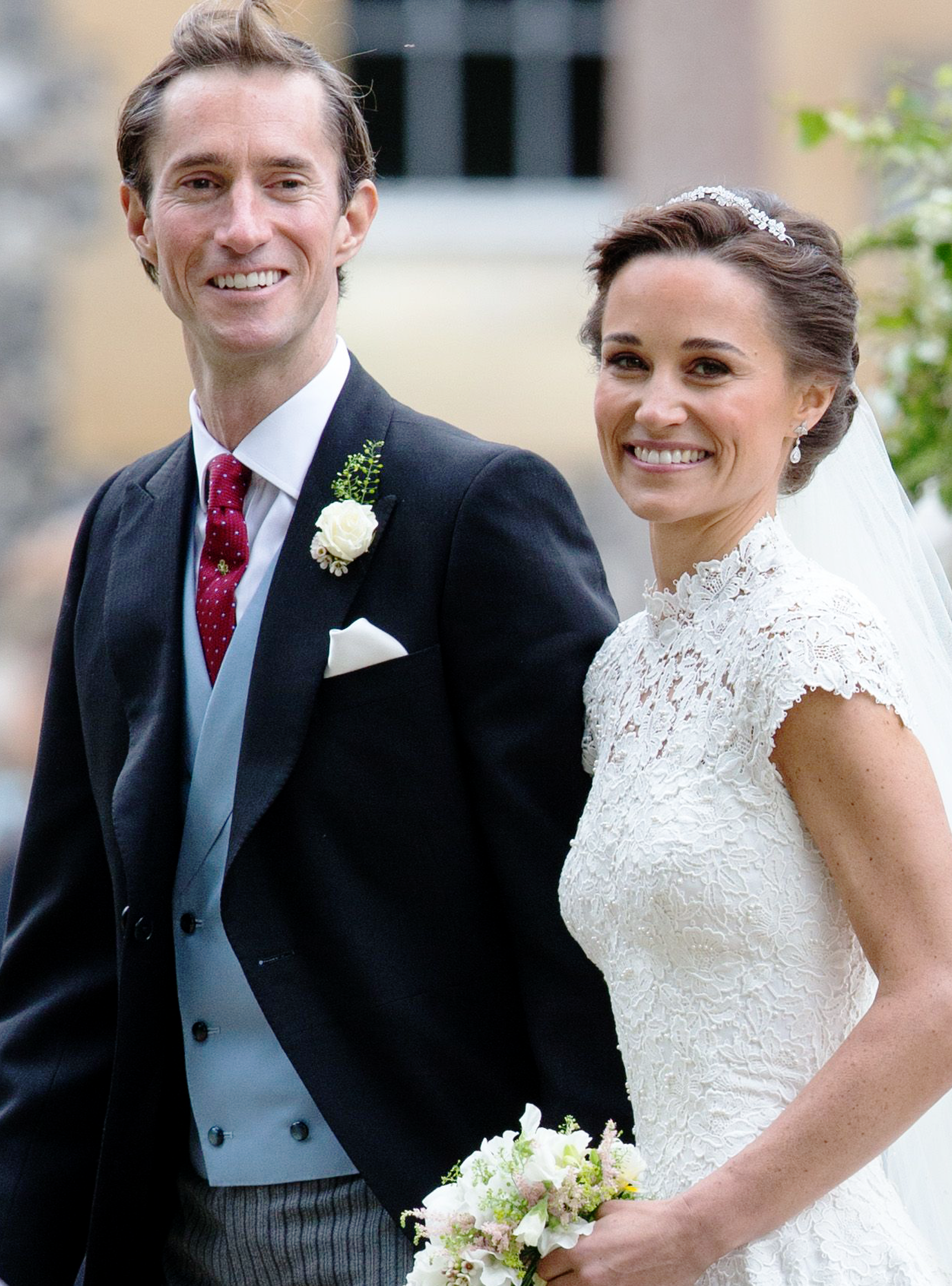 Pippa Middleton s Wedding Ring Is Just Like Her Sister s