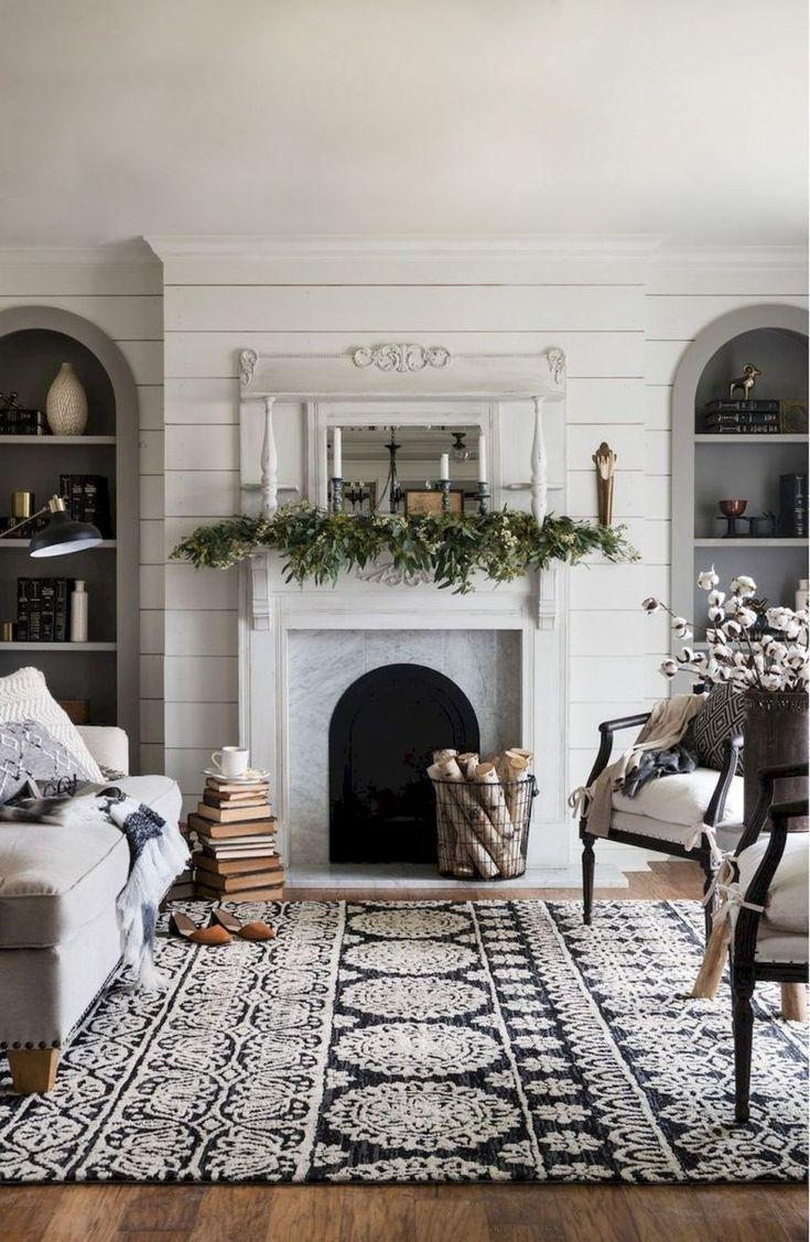 Modern Farmhouse Living Room Decor Ideas 20   Farmhouse decor ...