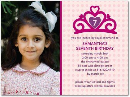 Princess Party Invitations httpwwwpartyinvitationwordingorg