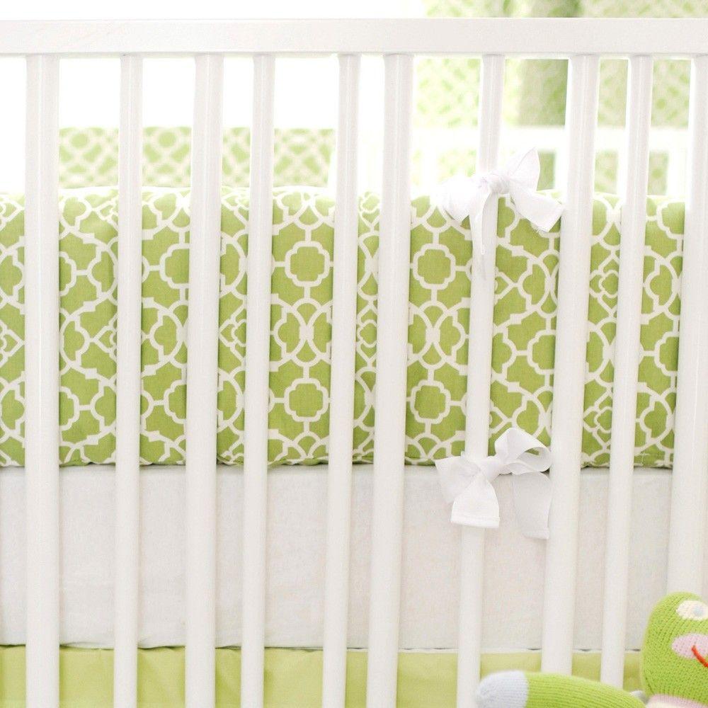 New Arrivals Sleepy Hollow Crib Bumper