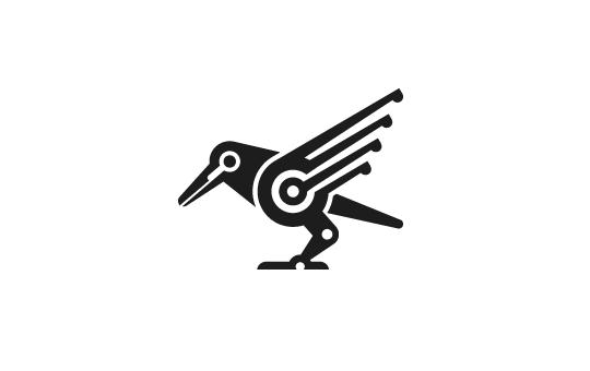Crow on logotreasure my logo projects pinterest crows crow on logotreasure sciox Choice Image