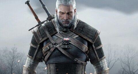 Geralt Von Riva The Witcher