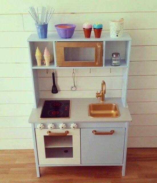 Ikea Cocina Infantil | Pin De May Panaligan Oliveros En Gabi And Maya S Space Pinterest