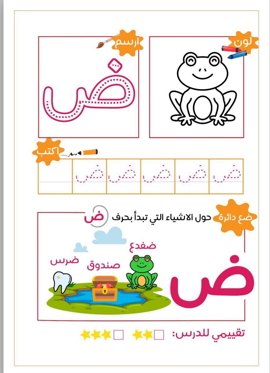 مدونة جنى للأطفال مدونة خاصة بتعليم الأطفال بالإبداع والمرح Arabic Alphabet For Kids Arabic Alphabet Alphabet Nursery