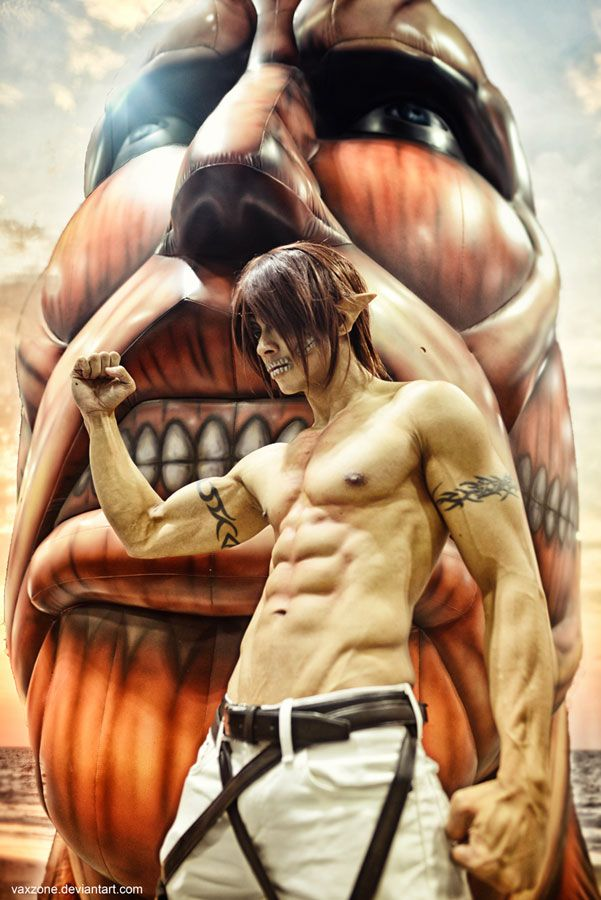 Te gusta Attack on Titans y no pasaste? | Singapore, Cosplay and Anime