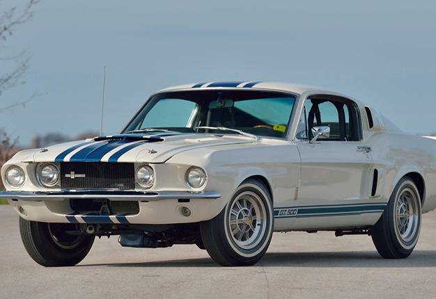 1967 Shelby Gt500 Super Snake Je Na Prodej Shelby Gt500 1967