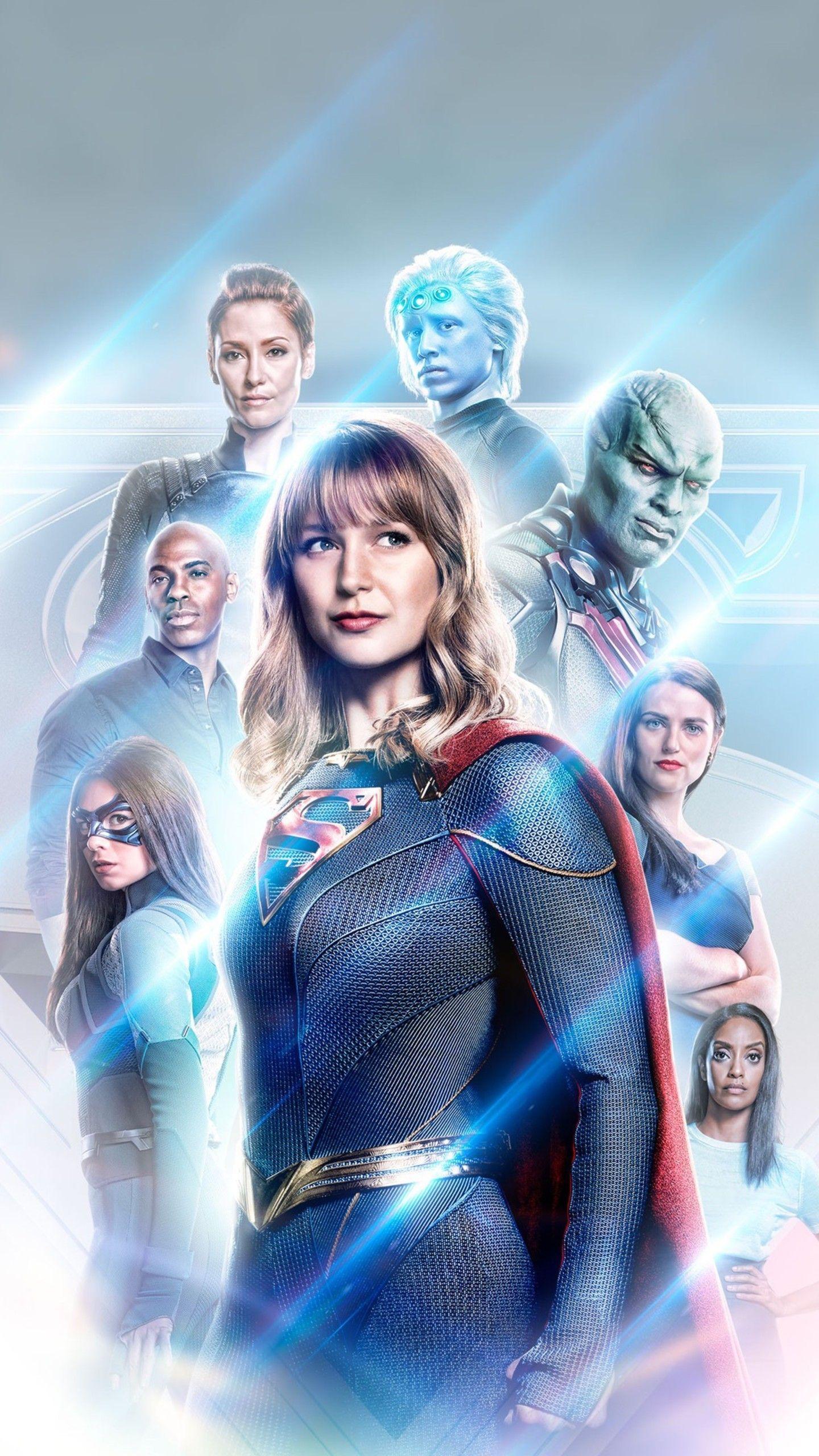 Supergirl Staffel 4 Besetzung