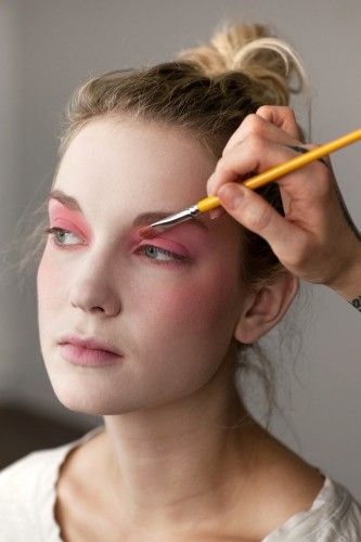 The Hunger Games- Effie Trinket Inspired!   Hunger games