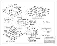 wooden purple martin birdhouse plans