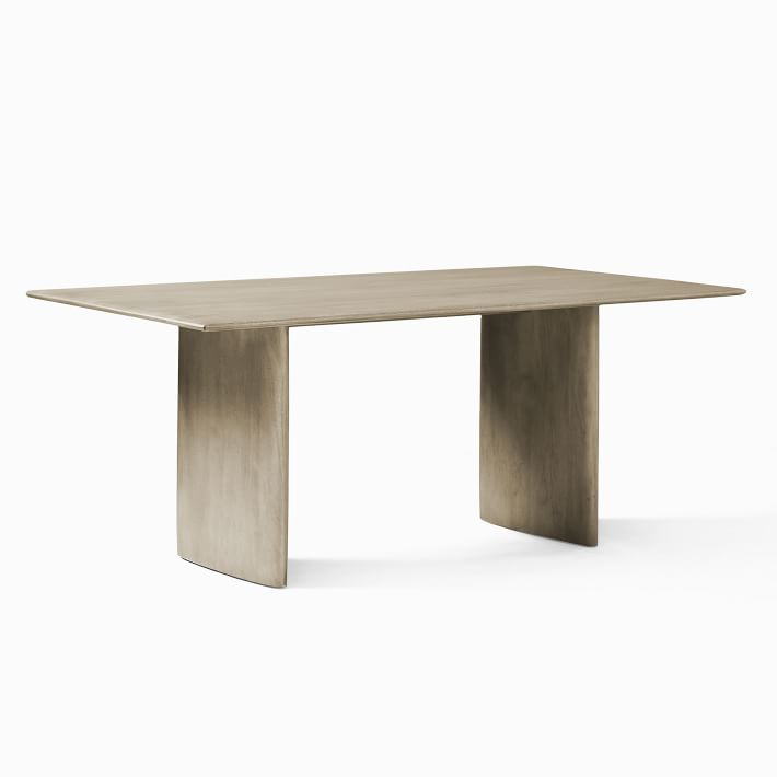 Anton Solid Wood Dining Table In 2020 Solid Wood Dining Table