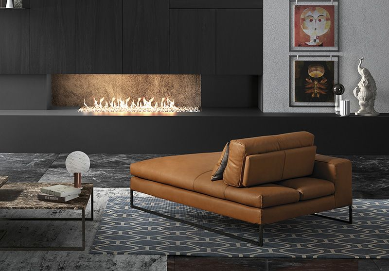 Modern Chaise Lounge Sunset By Gamma Modern Chaise Lounge Chaise Lounge Living Room Modern Furniture Living Room