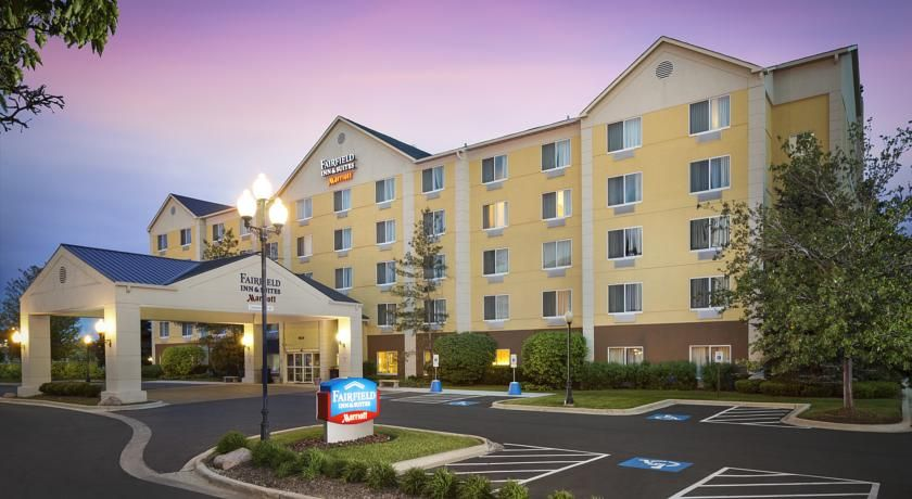 Fairfield inn suites chicago midway airport bedford park