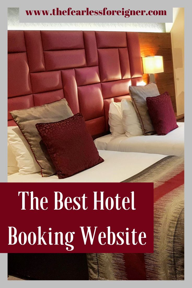 Confusing websites and overpriced hotels? No thanks! Find out the best hotel booking website to save you time and money. With great deals, a rewards program, quality reviews and reliable service you can't go wrong with this hotel booking site.   #Travel #Hotels #TravelTips #TravelHacks #TravelSavings #TravelPlanning #TravelBooking #TheFearlessForeigner