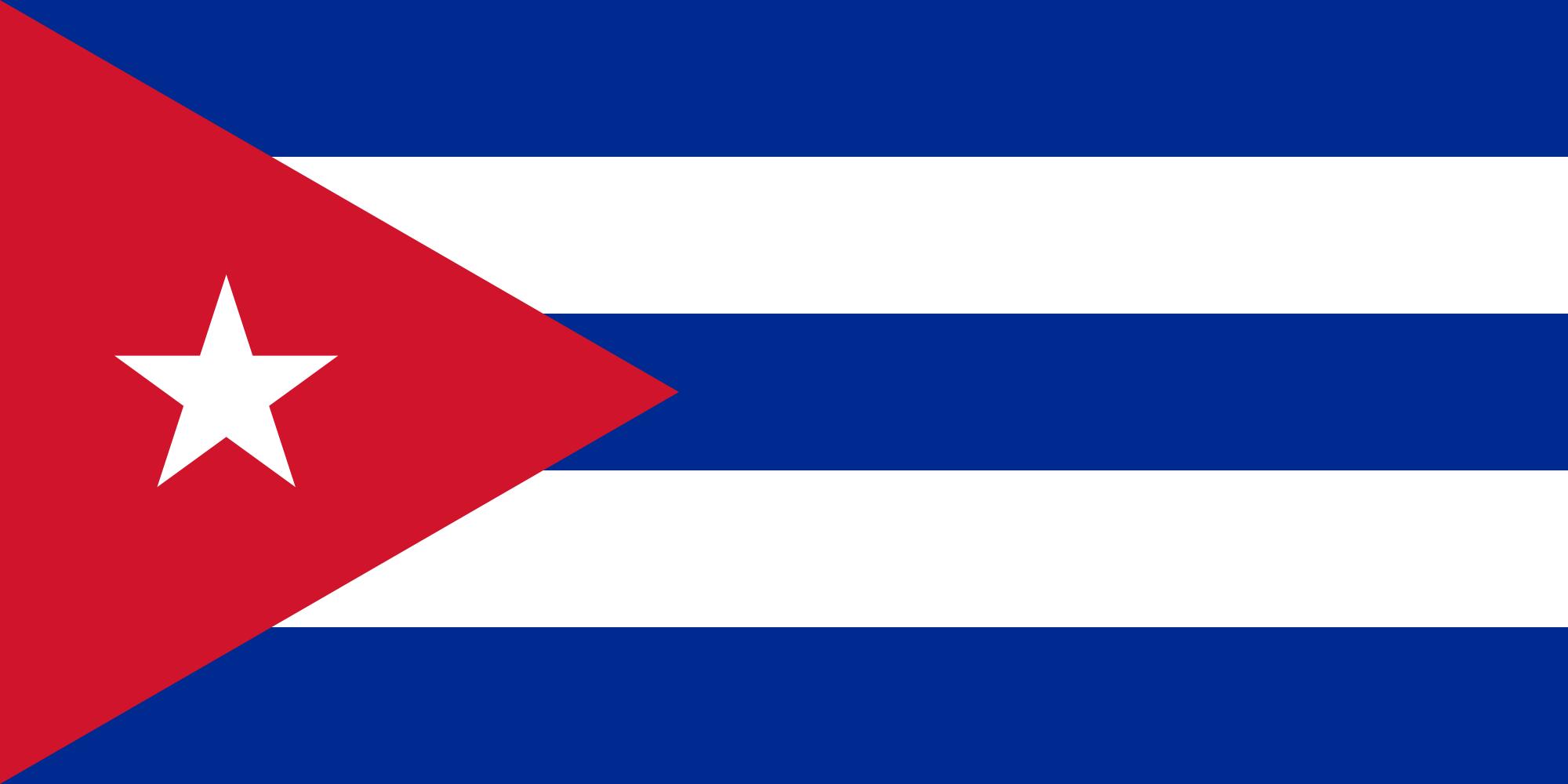 Cuba Country Flag | ldc | Pinterest