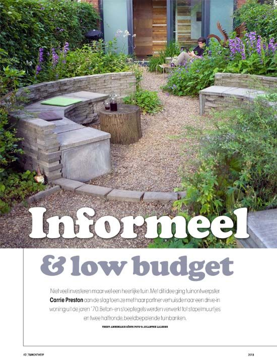 Genoeg pdf Informeel & Low budget Carrie-1 | for the garden - Garden, Diy #RY18