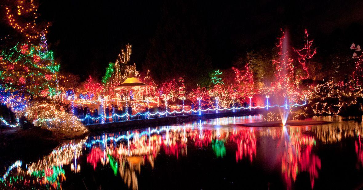 Related Image Festival Lights Best Christmas Lights Festivals Around The World
