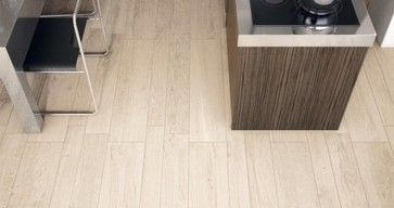 New Contemporary Wood Looking Tile From Coverings Varied Width Plank Light Brown Porcelain