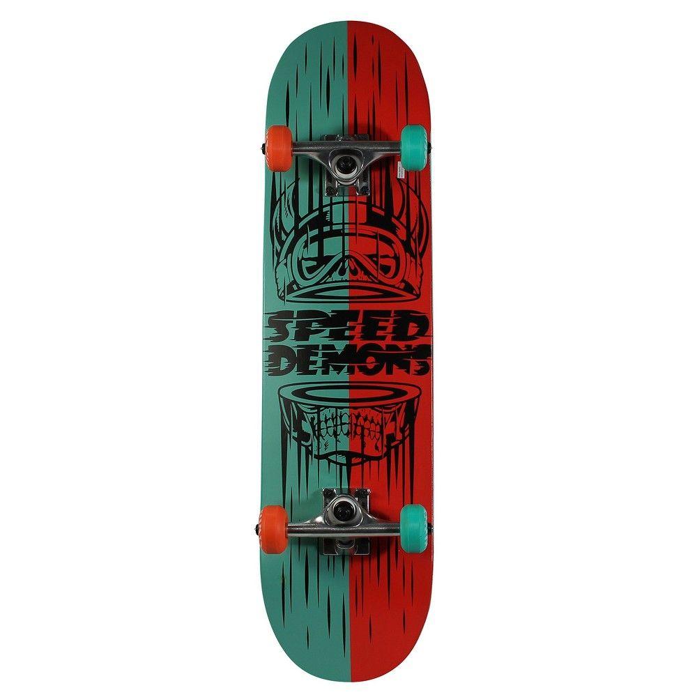 7ad4def4735c0 Speed Demons 31 Skateboard