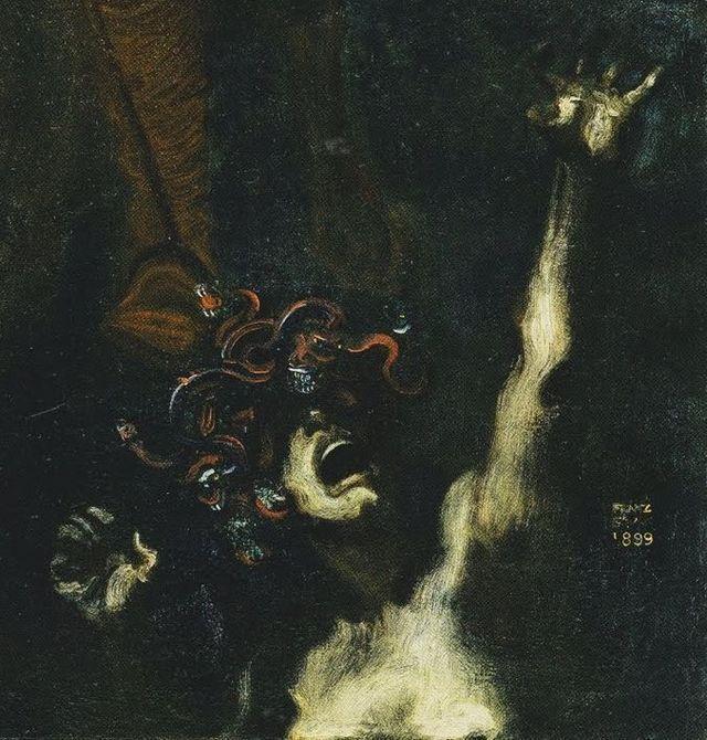 °Strange World° — patricia-loves-art:   Franz von Stuck, The Wild...