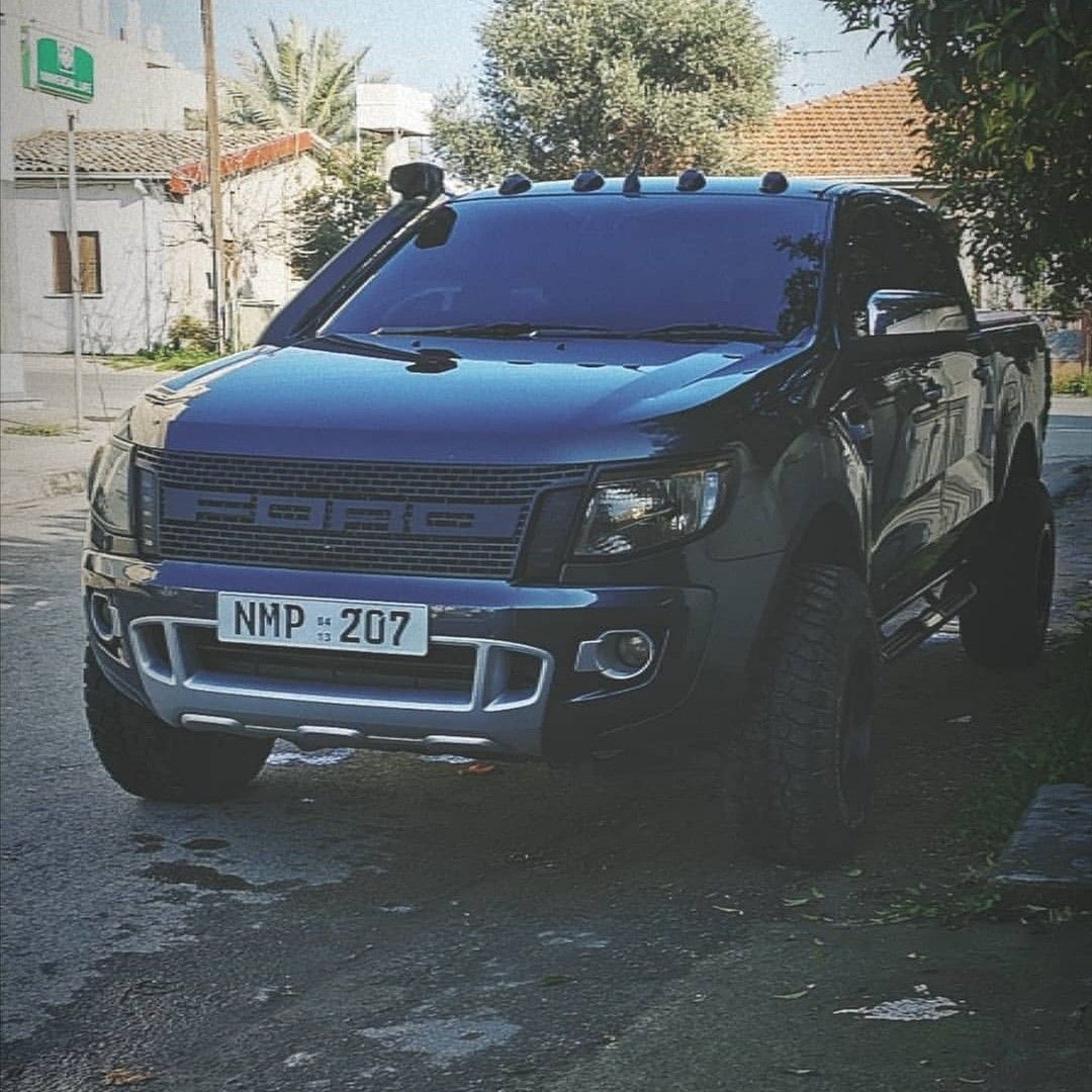 Pin by Damianou damianos on Ford ranger in 2020 Ford