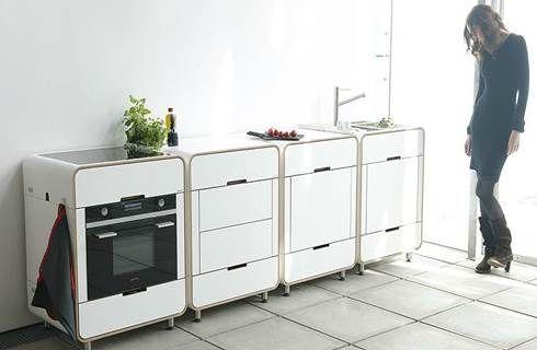 Mobili per cucine piccole | Cucine piccole, Cucine e Mobili