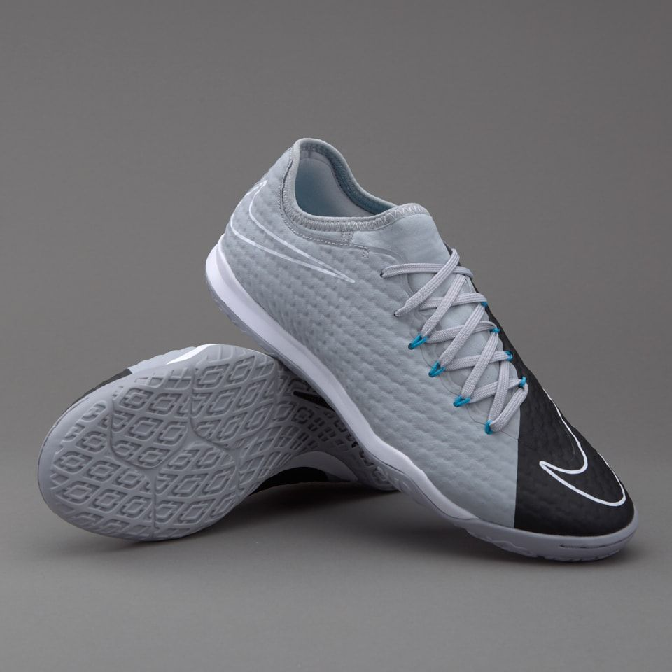 the best attitude 3936a 40a56 Nike HypervenomX Finale II IC - Wolf Grey Black Chlorine Blue