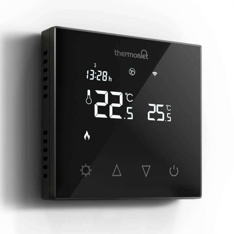 Thermogroup Thermotouch 7 6cg Glass Programmable Thermostat With