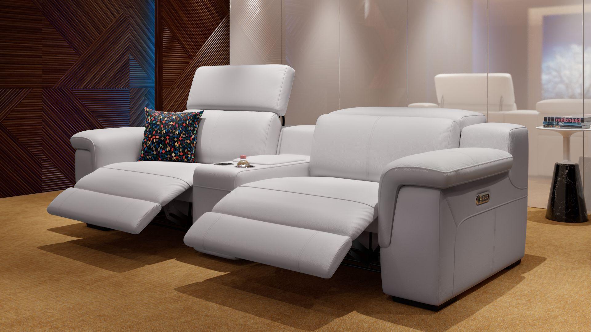 Details Elektrische Relaxfunktion Per Knopfdruck An Beiden Sitzen Elektrisch Getrennt Verstellbar Contemporary Interior Design Contemporary Interior Furniture