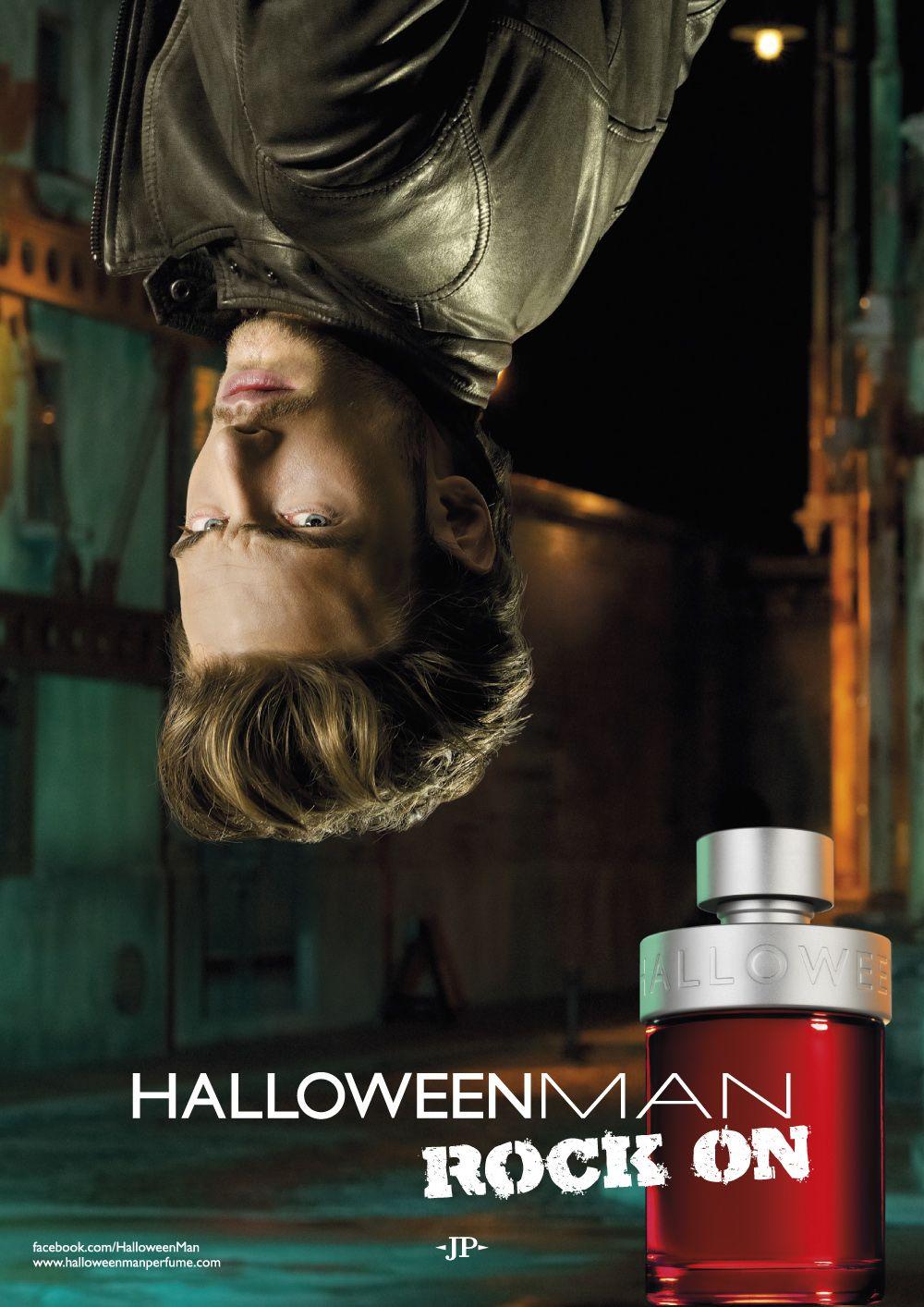 Halloween Man Rock On de Jesus Del Pozo Parfum homme