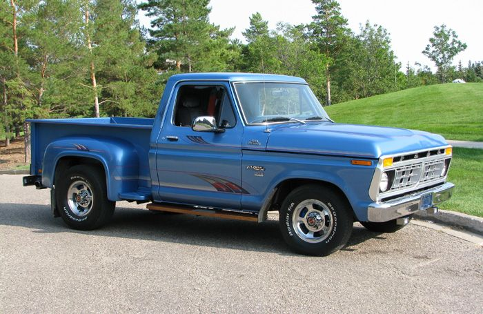 Pin By S L On 77 Stepside In 2020 1979 Ford Truck Ford Trucks Trucks