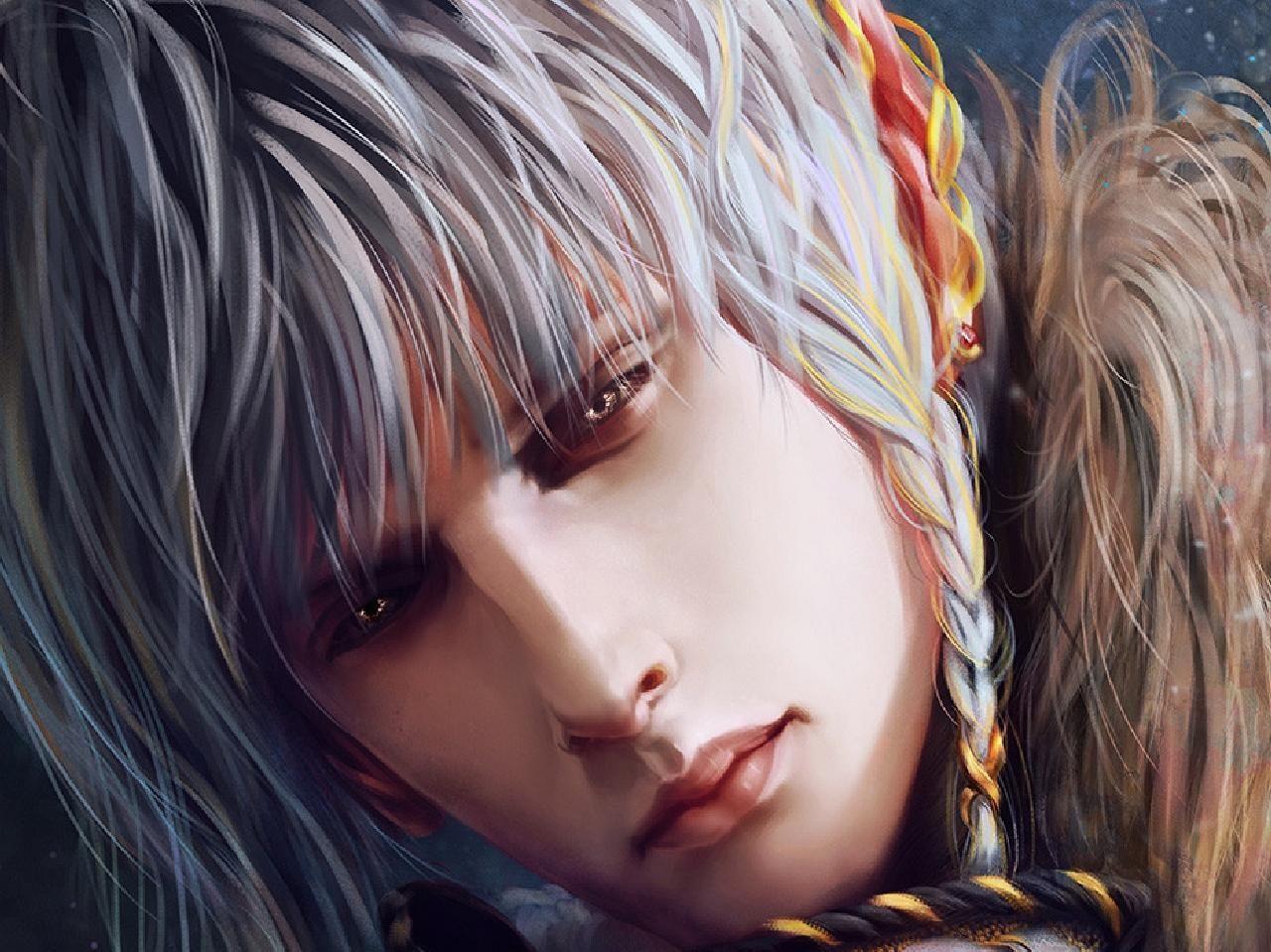 Pin By Question Ping On Anime Boy Digital Art Gallery Fantasy Art Men Realistic Art