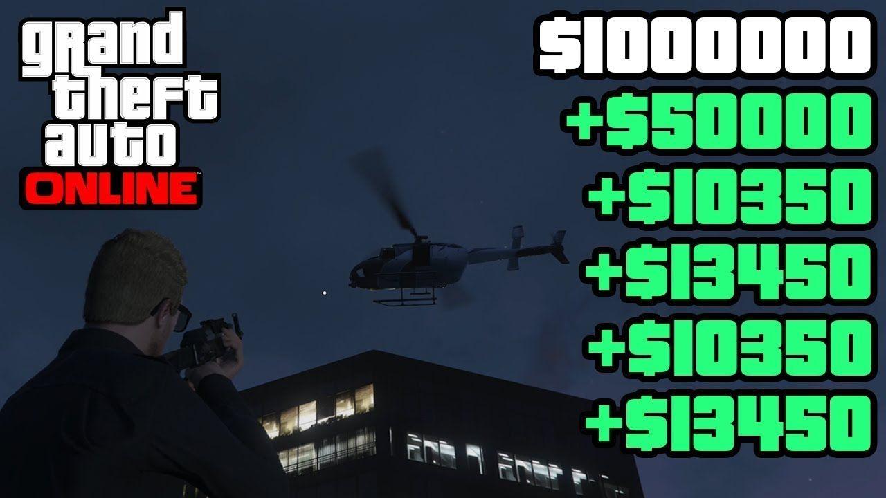 GTA 5 SOLO MONEY GLITCH - *SUPER EASY* *NO AVENGER* , *NO