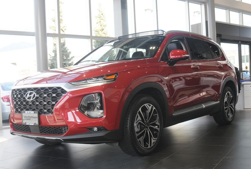 New Santa Fe leads the way for Hyundai Hyundai, Hyundai