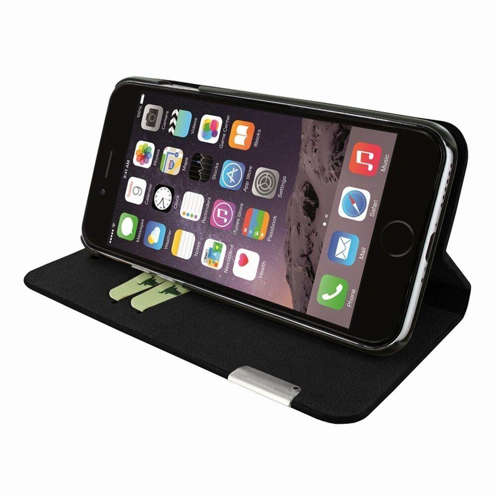 Piel frama iphone 7 8 framaslimcards leather case
