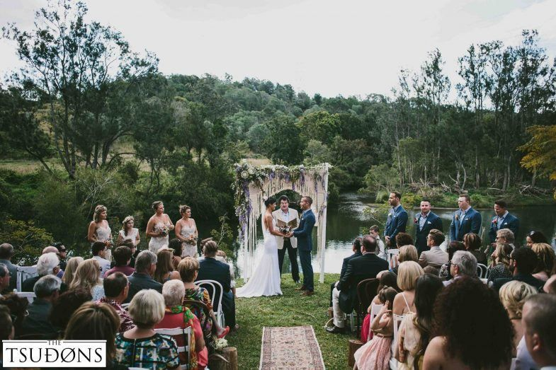 Riverwood Weddings Is A Blank Canvas Qld Wedding Venue Located In